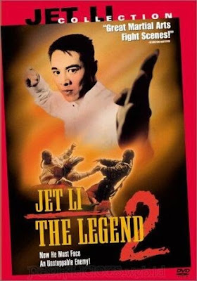 Sinopsis film The Legend II (1993)