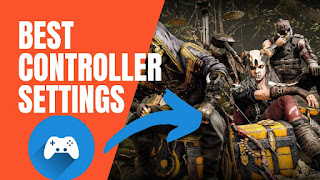 Hood outlaws and legends best controller settings
