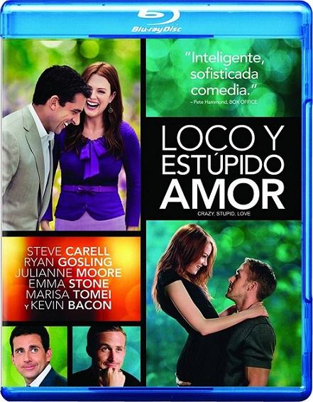 Crazy, Stupid, Love (Loco y estúpido amor) (2011) 720p y 1080p BDRip mkv Dual Audio AC3 5.1 ch
