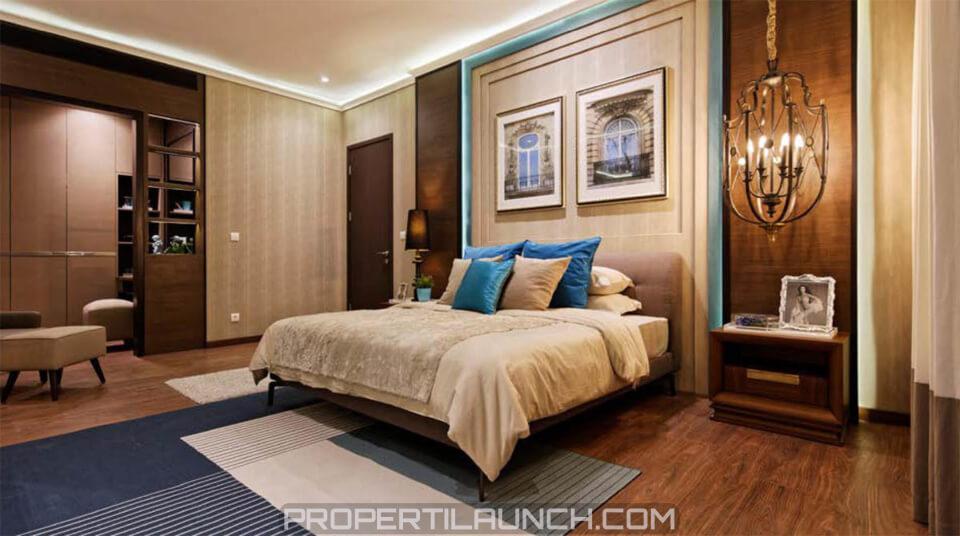 Master Bedroom Lakewood NavaPark Tipe 12
