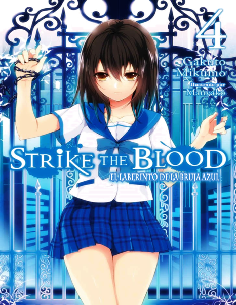 Volumen 4 de Strike the Blood en español