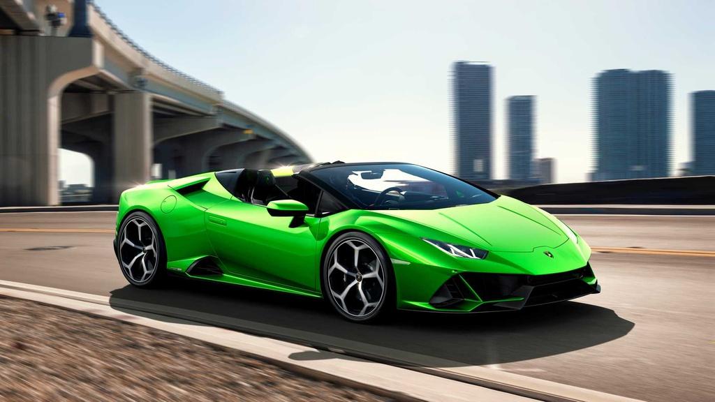 Những chiếc Lamborghini khiến đại gia phải thèm muốn