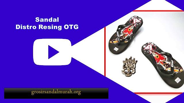 grosirsandalmurah.org - Sandal pria - Sandal Distro Resing OTG