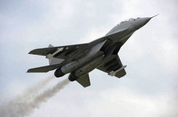 MiG-29 Fulcrum Angkatan Udara Serbia