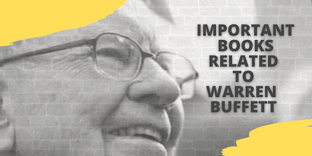 Important Books Related to Warren Buffett