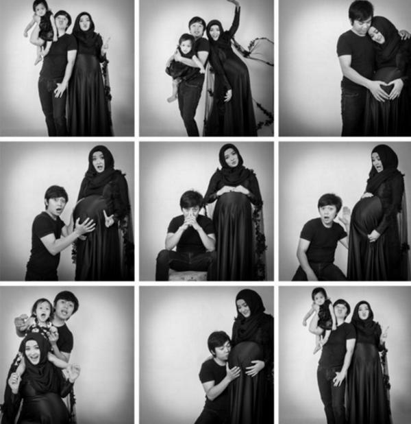 Gambar Kelahiran ISTIMEWA 5 Kembar Lelaki Menjadi Idaman Setiap Wanita...Ohsemmm!