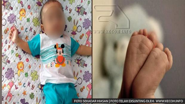 Bayi 3 Bulan Yang Kononnya Diculik Akhirnya Ditemui Mati Dalam Peti Sejuk Pengasuh