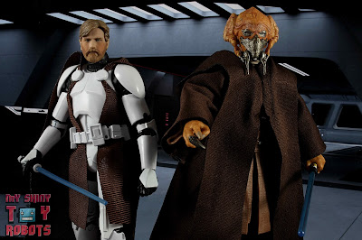 Star Wars Black Series Plo Koon 38