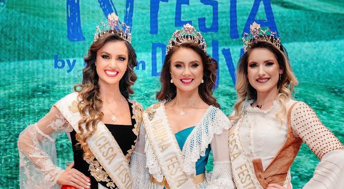Pricila Zanol é eleita Rainha da Festa da Uva de 2022
