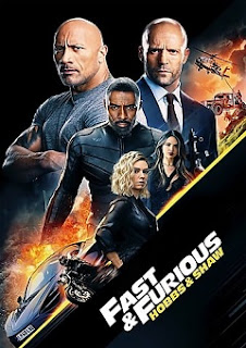Fast and Furious Presents Hobbs and Shaw 2019