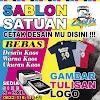 Sablon Kaos Satuan | Cetak Bendera Murah di Ngamprah Bandung Barat