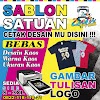 Cetak Sablon Kaos & Bendera Satuan di Gebang Cirebon