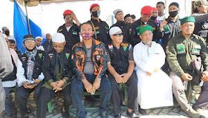 PAC PP Medan Tembung Bersama Massa Ormas Islam Gelar Aksi Tolak RUU HIP