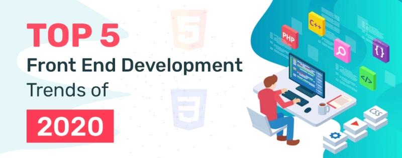 Front End Development Trends