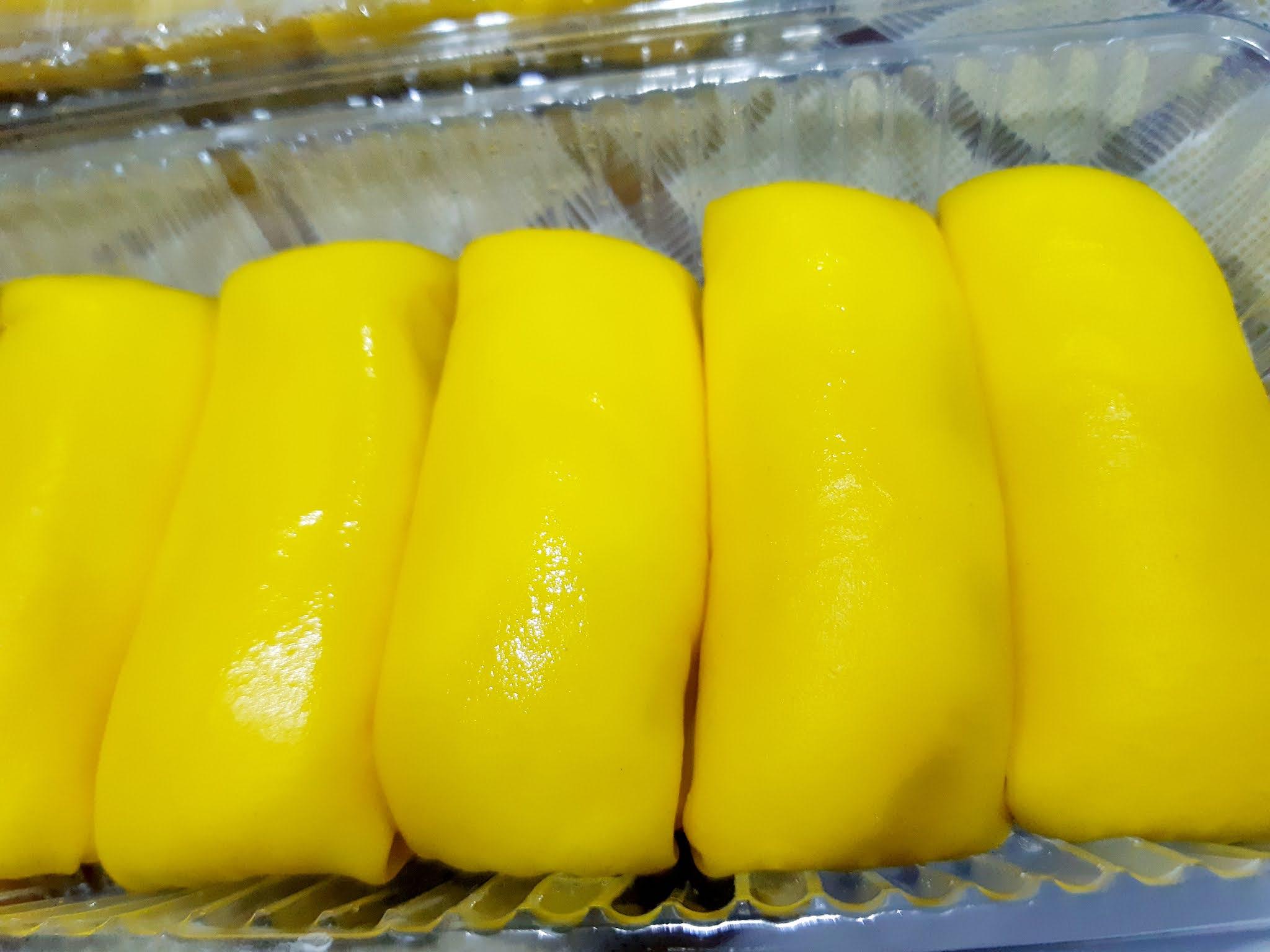 Order Durian Crepe Lagi, Makan Sampai Jemu!