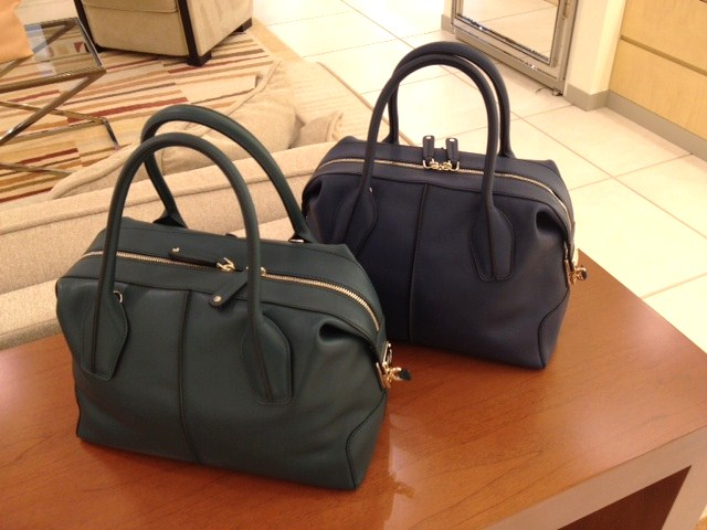 36a2df5d7f2 Savvy Mode  Newest Tod s Bags 2012