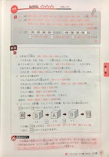 別冊の解説冊子