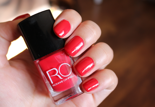 Roxanne Campbell Nail Lacquer in Kiss Me First