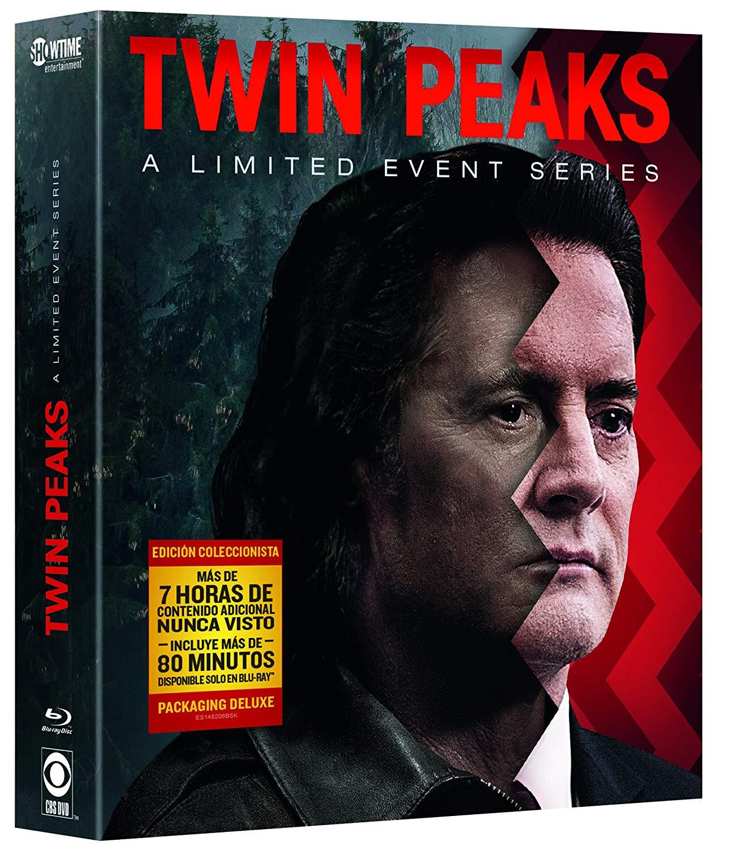Yonomeaburro: Twin Peaks, magníficos extras del blu-ray de la serie ...