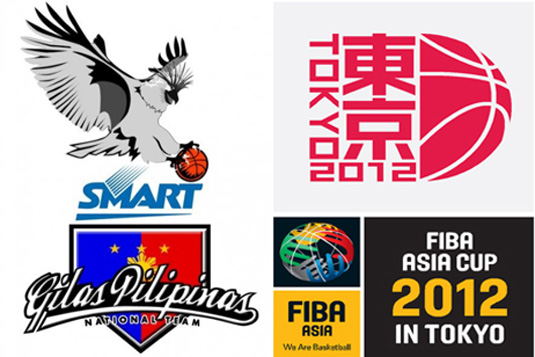 SMART-Gilas Pilipinas lineup for FIBA Asia Cup 2012