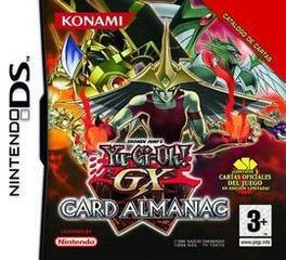 Yu-Gi-Oh! Duel Monsters GX Card Almanac