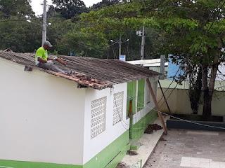 Zé Cocá agradece ao governador reforma de colégios na região de Jequié