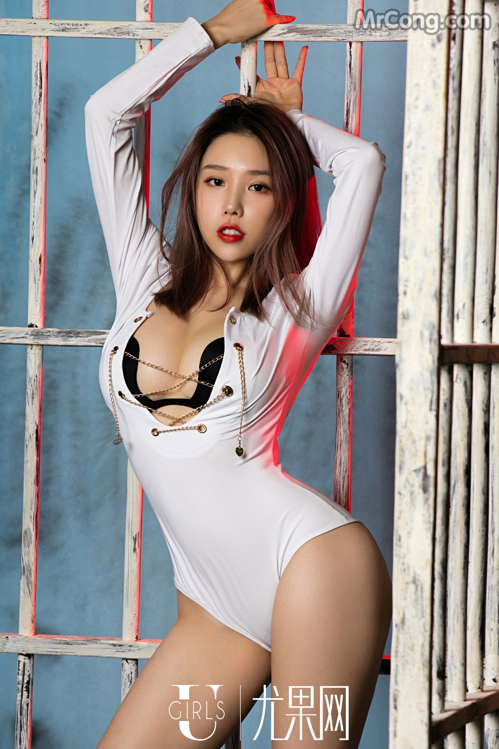 Image MrCong.com-UGIRLS-U231-Ni-Xiao-Yao-010 in post UGIRLS U231: Người mẫu Ni Xiao Yao (妮小妖) (66 ảnh)
