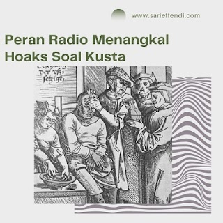 Peran Program Radio KBR Cegah Hoaks Soal Kusta, Berikut Siaran Menarik Buat Kamu?