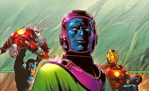 """Meet """"Kang The Conqueror"""" , the arch enemy of entire Marvel's universe !"""