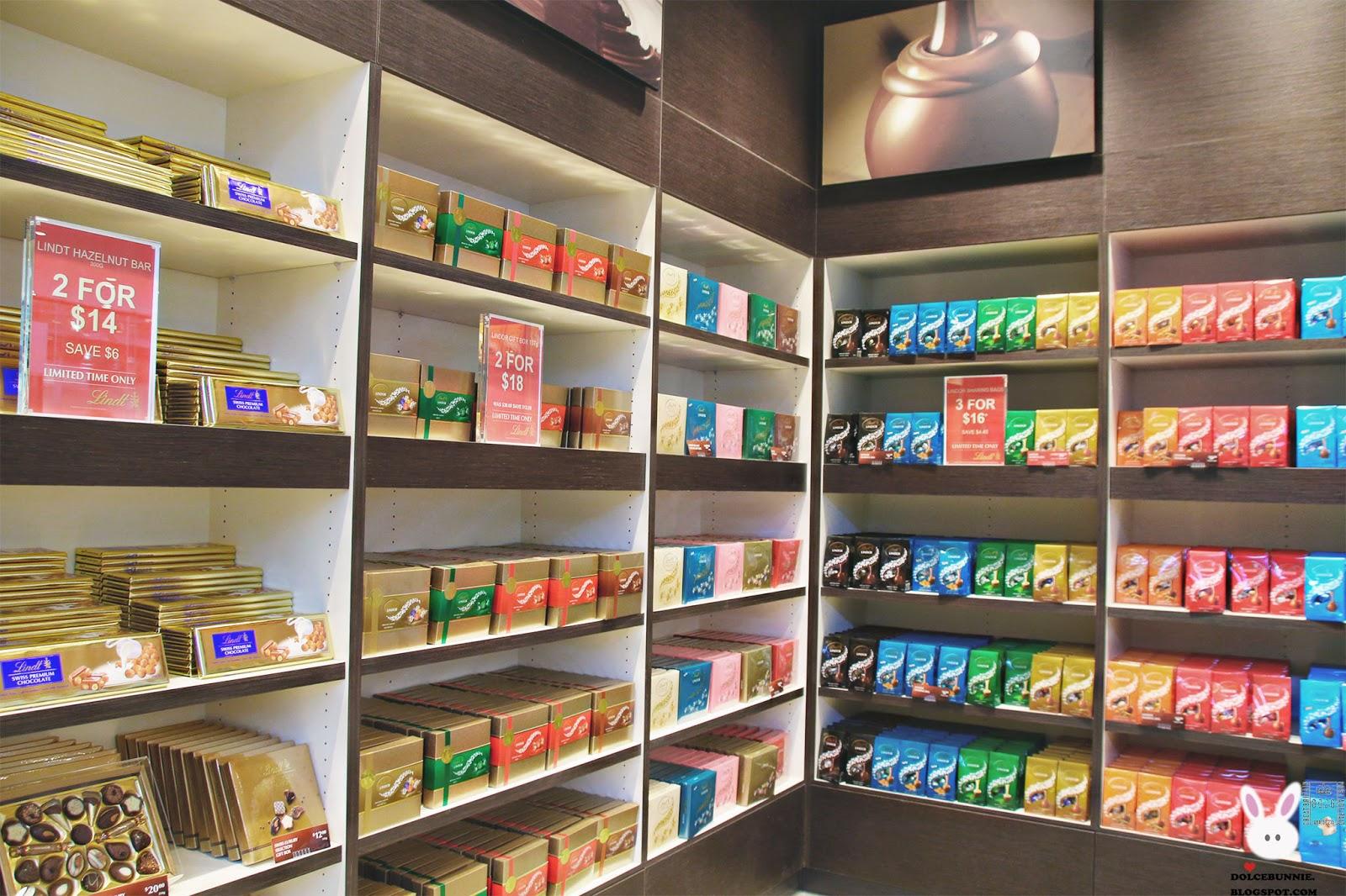 Lindt Chocolate Shop opens at DFO Brisbane   Brisbane Airport QLD ...