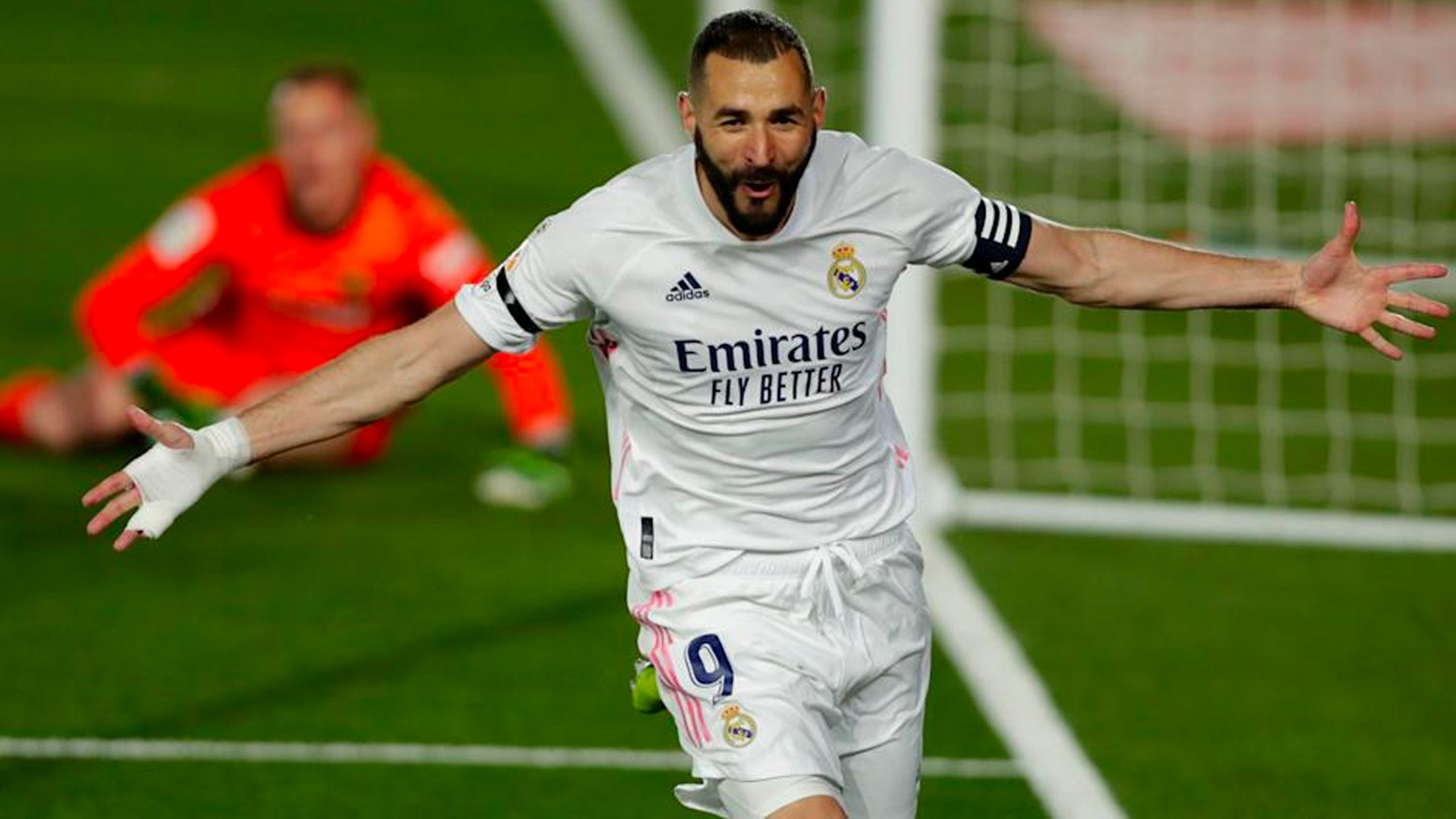 Real Madrid will look to build on last weekend's victory over Barcelona