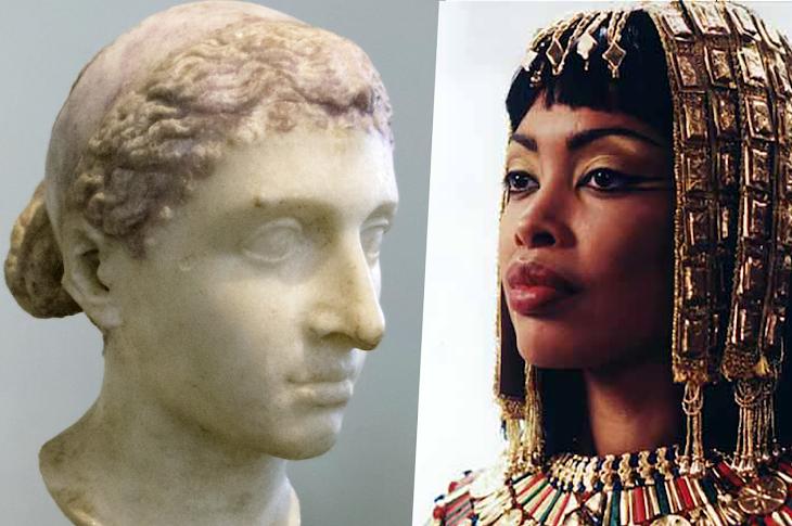 Cleopatra, Arsínoe y la Afrocentricidad mal entendida