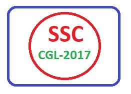 SSC CGL-2017 Questions