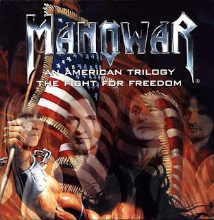 """Το single των Manowar """"An American Trilogy"""""""