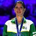 """Olimpíada dos Sonhos"" - Nathalie Moellhausen leva ouro e judô brasileiro tem 100% de aproveitamento no primeiro dia"