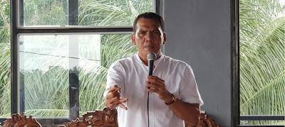Kritisi Kinerja BNN Sumut, Zainuddin Purba SH : Kami Tidak Butuh Cakap-Cakap