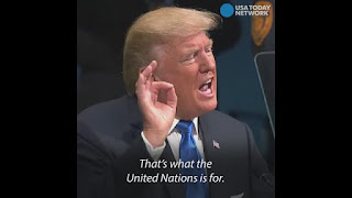 NORTH KOREA: TRUMP'S STATEMENT A 'DECLARATION OF WAR'