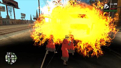 GTA San Andreas New Rasengan  Free Download