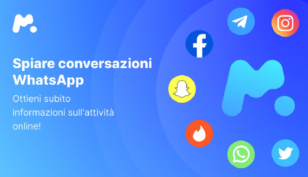 Spiare conversazioni WhatsApp senza avere il telefono altrui