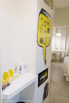 [Review] YELLO Hotel 23Paskal Bandung