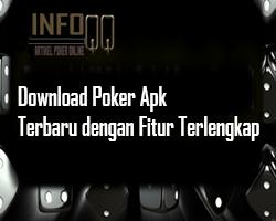Download Poker Apk Terbaru dengan Fitur Terlengkap