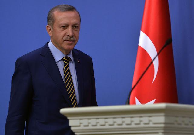 Η αμφισβήτηση της συνθήκης της Λοζάνης από τον Ερντογάν