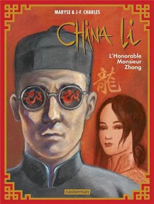 BD - China Li tome 2 - L'Honorable Monsieur Zhang