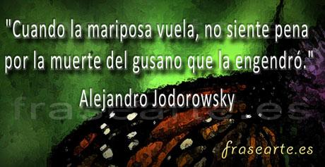 Frases para hacerte volar de Alejandro Jodorowsky
