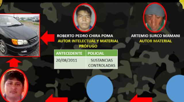 Autor confeso del asesinato del dirigente de La Asunta implica a Sergio Pampa en el crimen