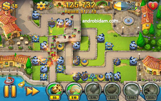 Download Game Android Terbaik Fieldrunners 2
