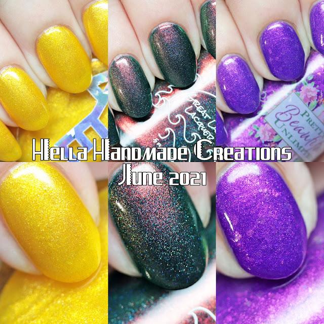 Hella Handmade Creations June 2021