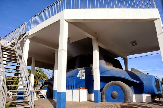 La Casa Auto fue designada Museo Histórico Nacional del TC