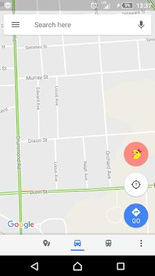 Google MOP, Ada PacMan di Google Maps