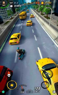 Moto Racing 2 Burning Asphalt Apk Mod v1.105 Terbaru (Unlimited Money)